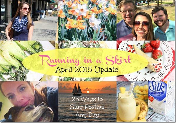 Running in a Skirt April Update