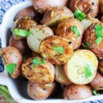oven roasted baby red potatoes recipe