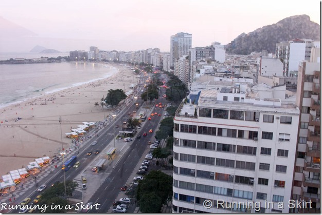 Copacabana Beach-Rio Travel Guide including Rio Travel Tips