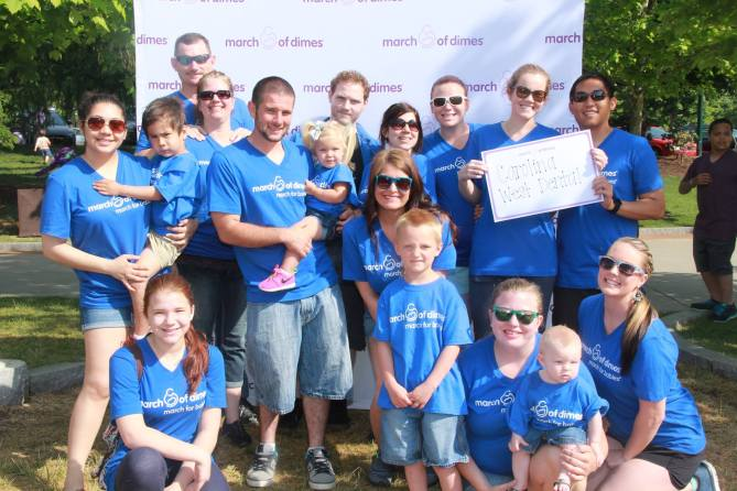 march for babies team 2