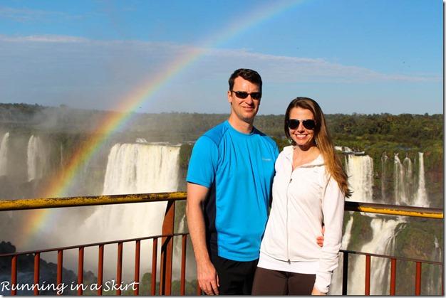 Iguazu Falls Brazil Side