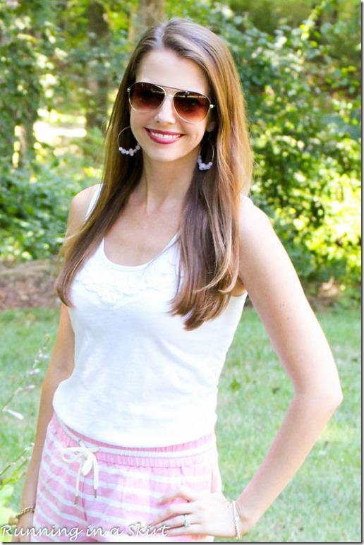 Pink Shorts 4