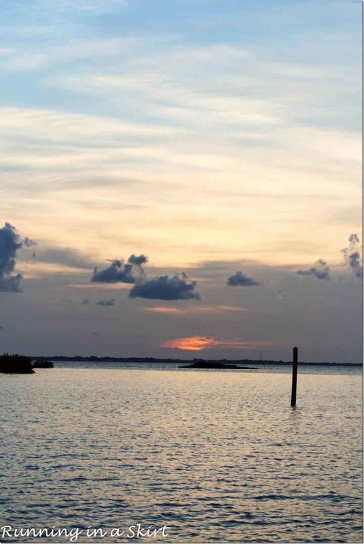 Elbow Cay Bahamas Sunset