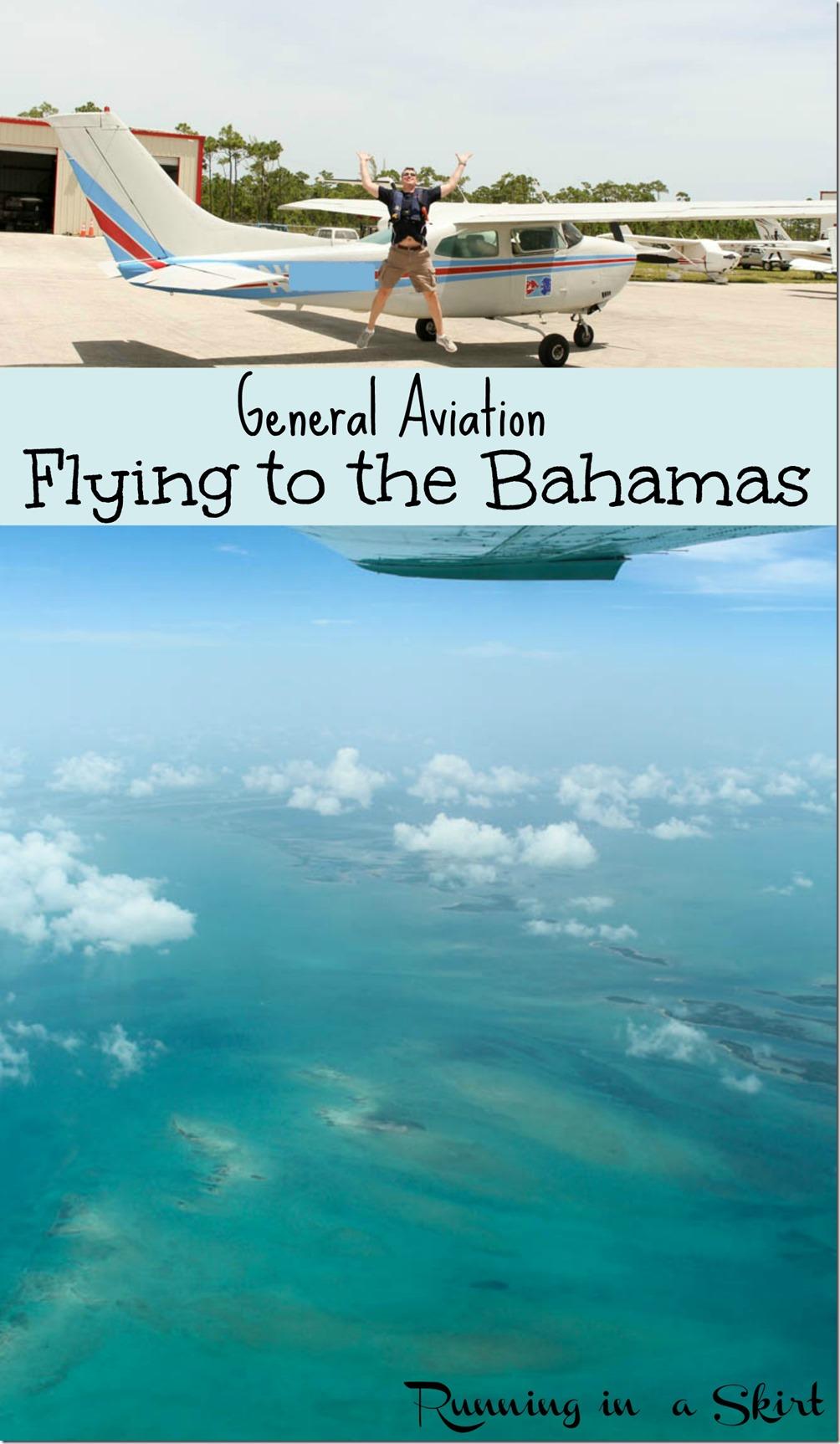 General Aviation Flying to the Bahamas, Marsh Harbor Airport