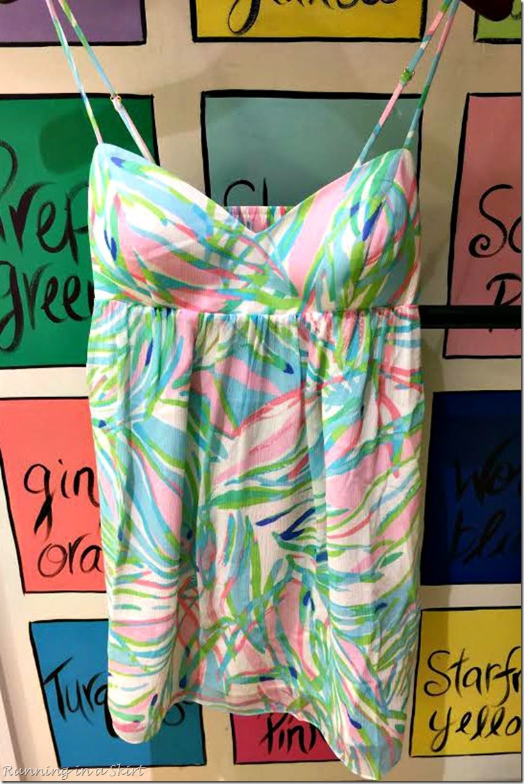Lily Pulitzer dress-e