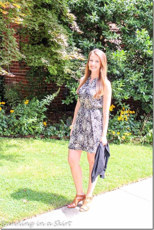 Asheville Outlets Looks for Less Blogger Fashion Challenge- Julie Wunder