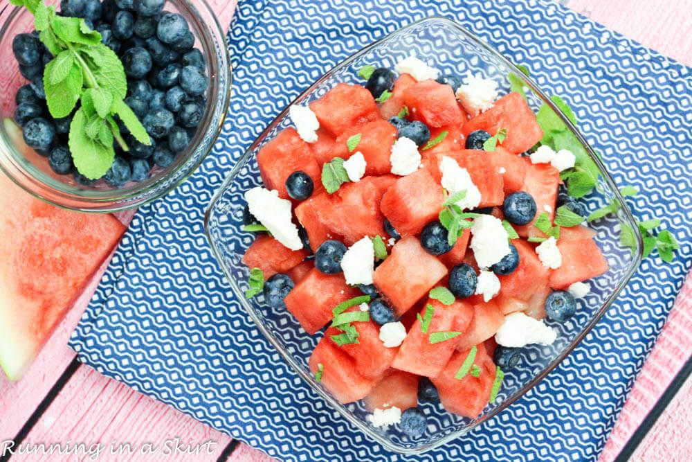 watermelon feta salad recipe t