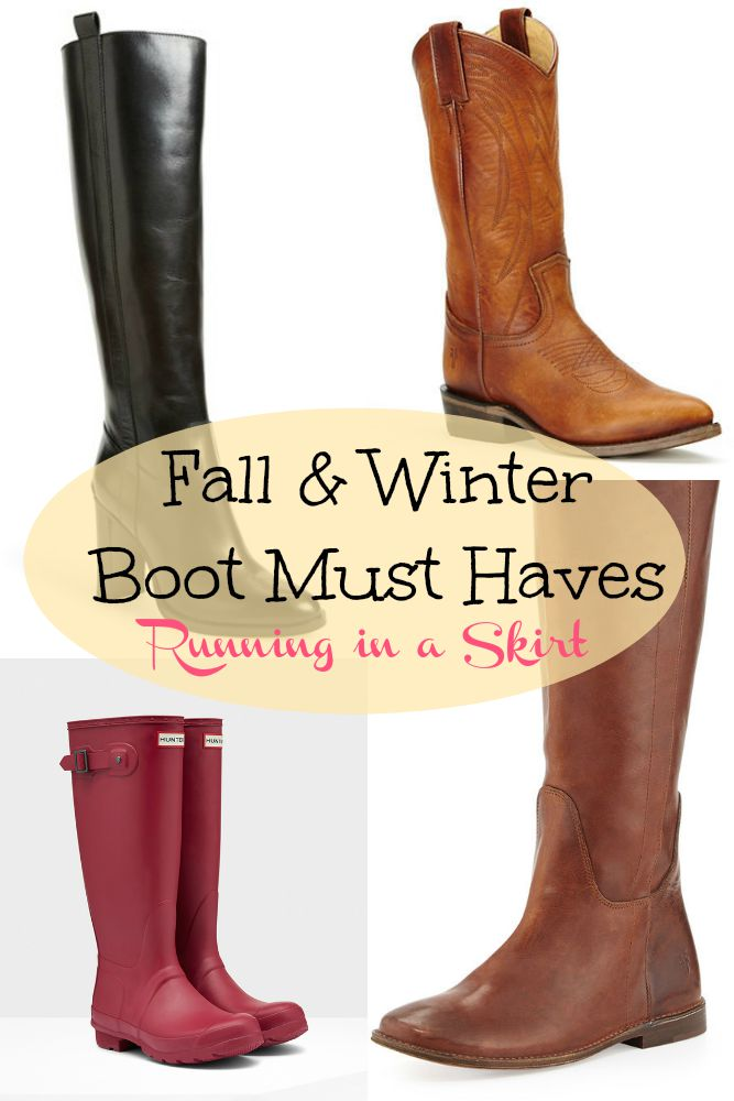 Fall & Winter Boot Must Haves (Steal and Splurge!) , Favorite Fall Boots!