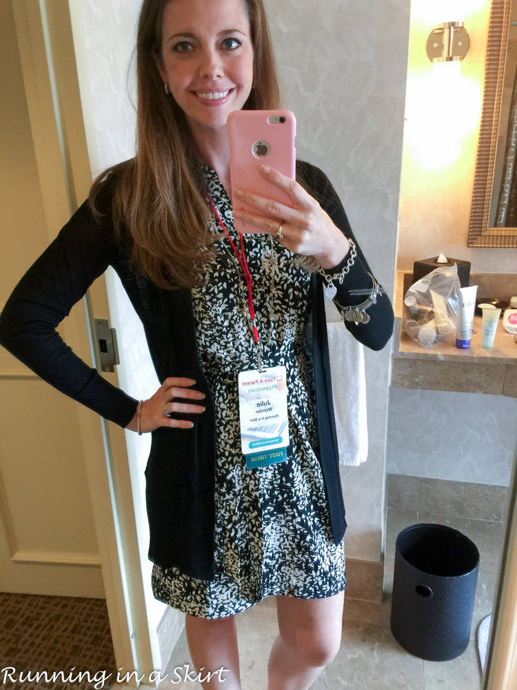 Type A Conference Julie Wunder