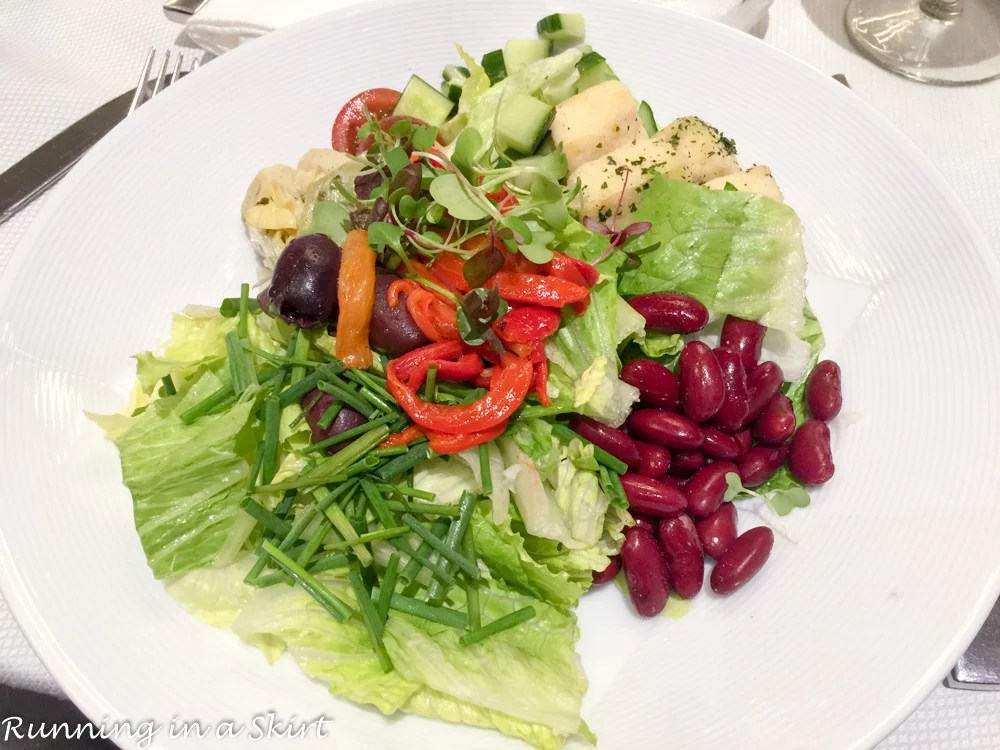 Type A Conference Vegan Salad