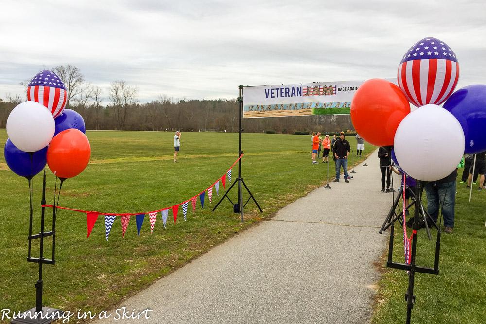 Veterans Jam 5K, Fletcher Park 2015