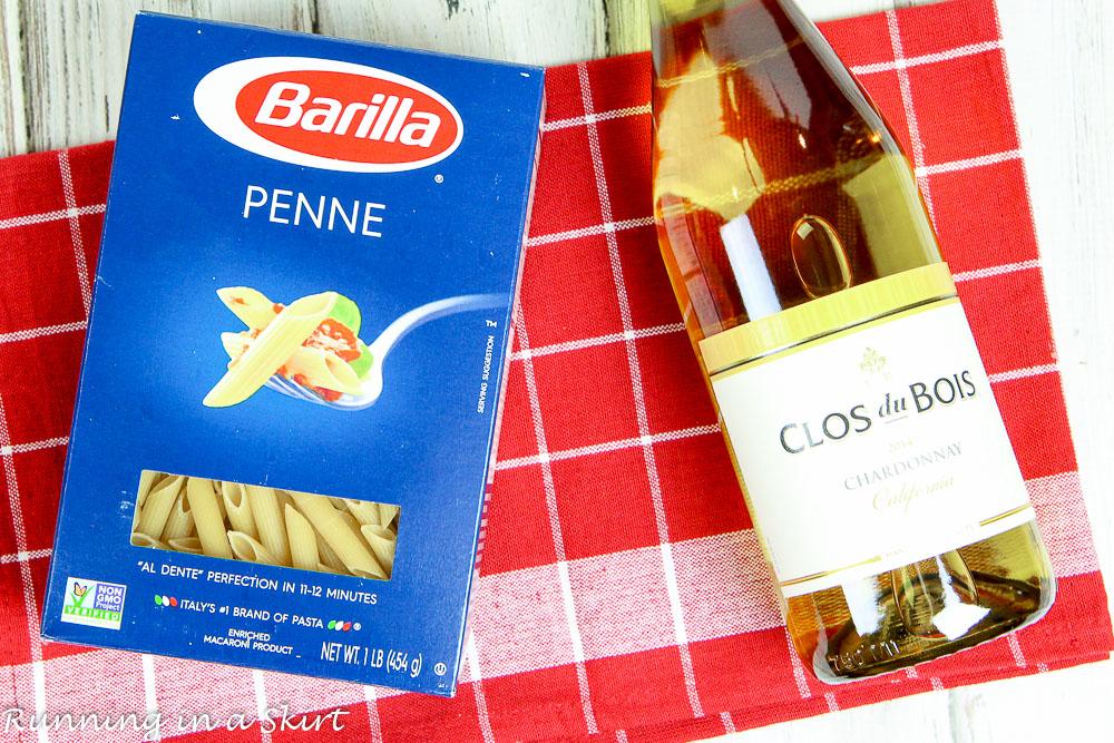 Crock Pot Marinara Sauce recipe / Running in a Skirt