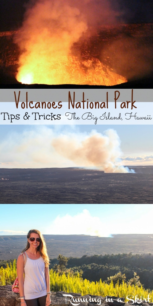 Volcanoes National Park Tips and Tricks