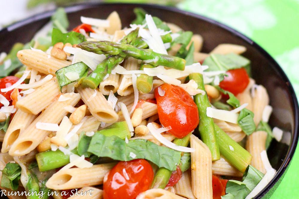 Tomato and Asparagus Pasta recipe-48-3