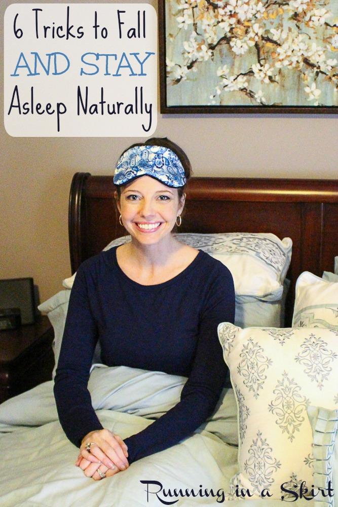 How to Fall Asleep and Stay Asleep Naturally with Sleep Swag