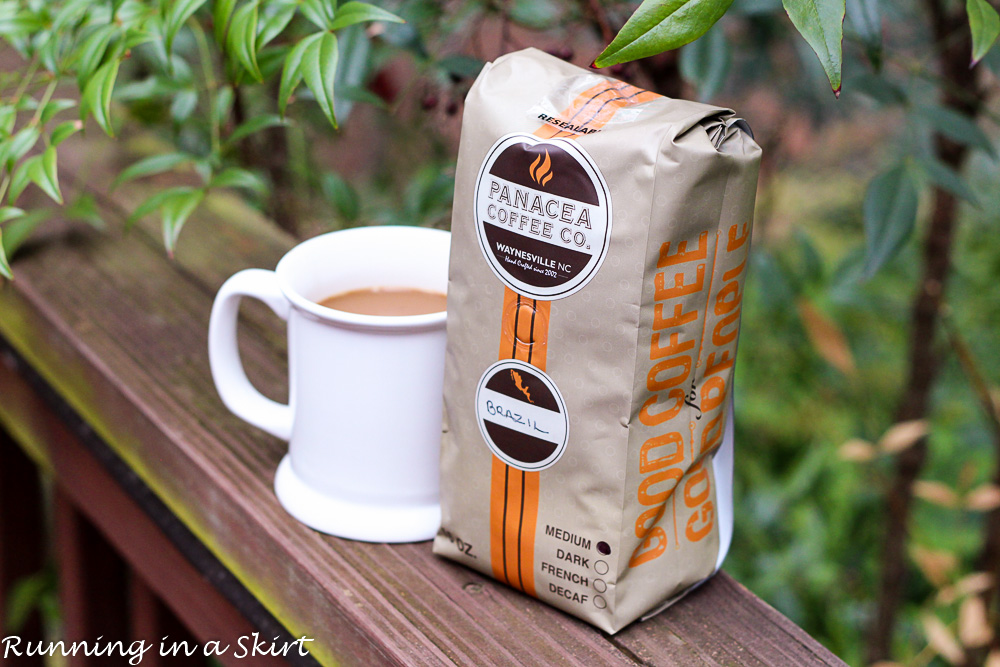 Locally Roasted Coffee