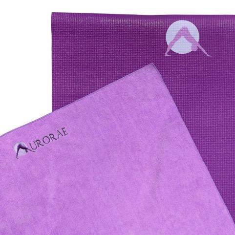 Yoga Mat and Towel