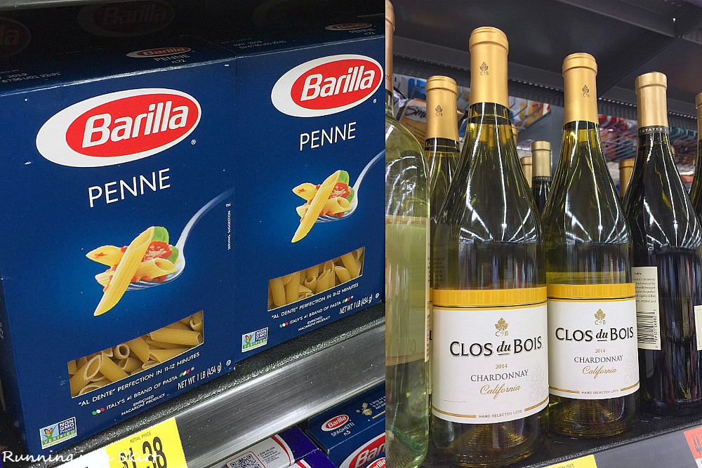 barilla-pasta-and-clos-du-bois-wine