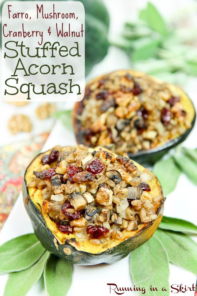 vegan-vegetarian-stuffed-acorn-squash