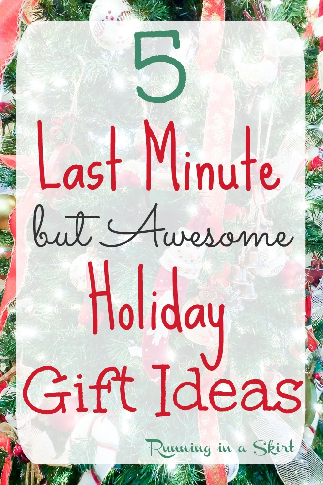 Last minute christmas gift ideas for couples