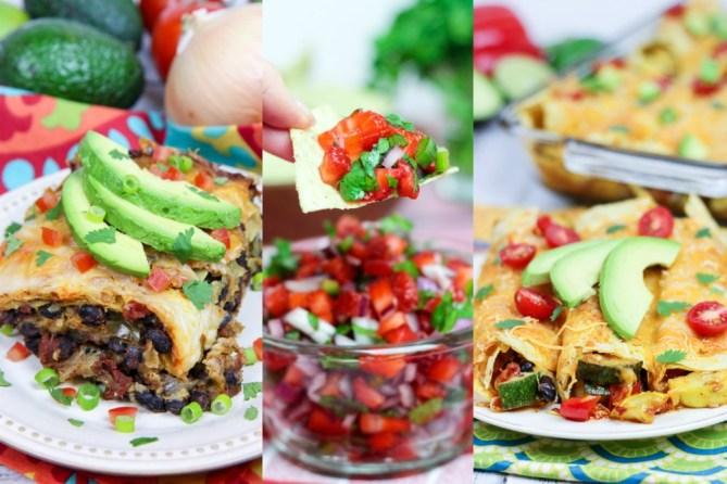 20 Vegetarian Healthy Cinco de Mayo Recipes