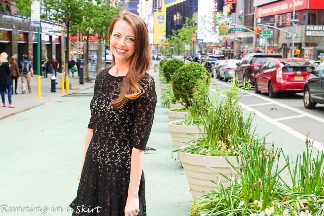 Fashion Friday- New York Broadway Dress