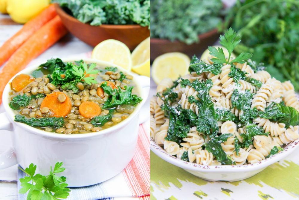 20 Hearty Vegetarian Dinner Ideas