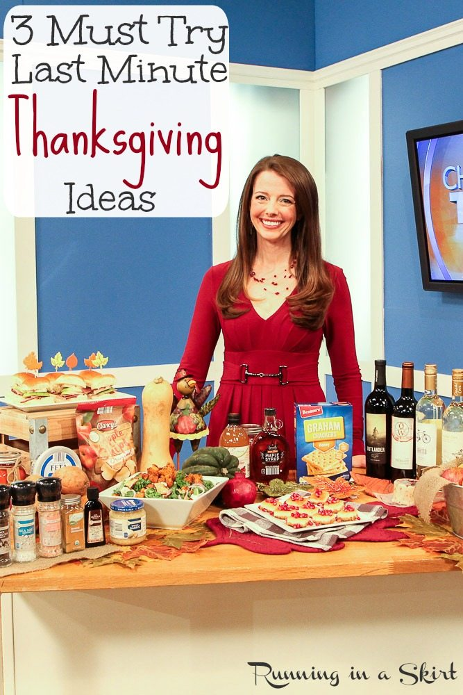 Last Minute Thanksgiving Ideas from ALDI