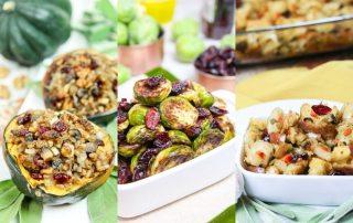 The Best Vegetarian Thanksgiving Dinner Menu
