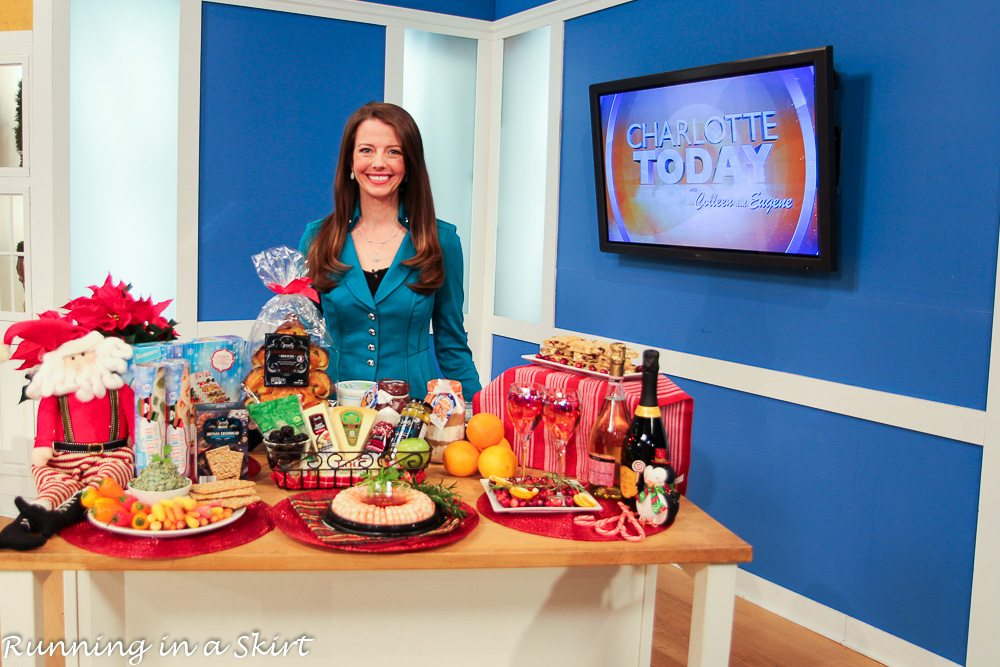 Easy Holiday Appetizer Ideas from ALDI & My Charlotte TV Segment