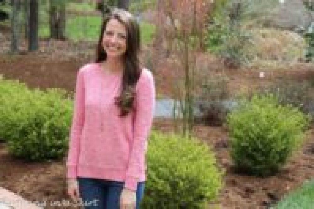 Pink Spring Sweater