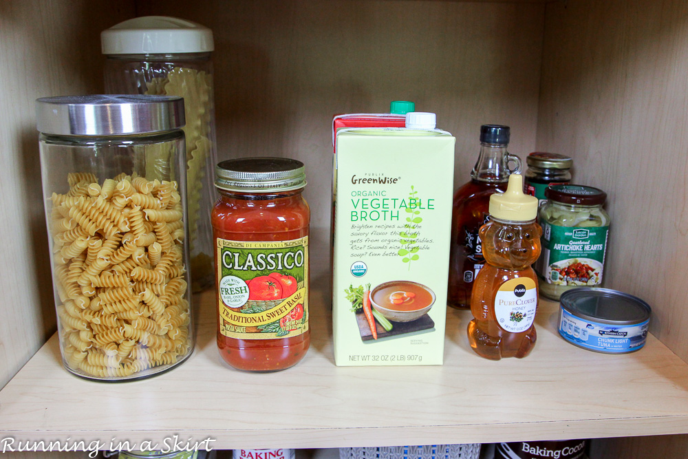 83fab6939989 10 Life Hacks to Organize and Keep a Healthy Pantry