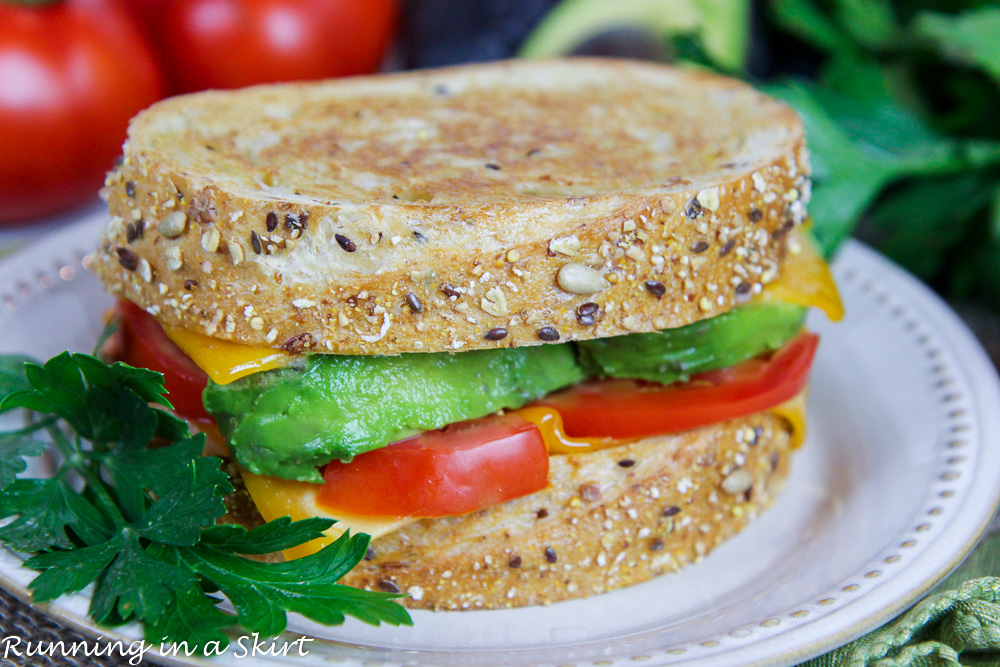 How to Make Vegan Grilled Cheese