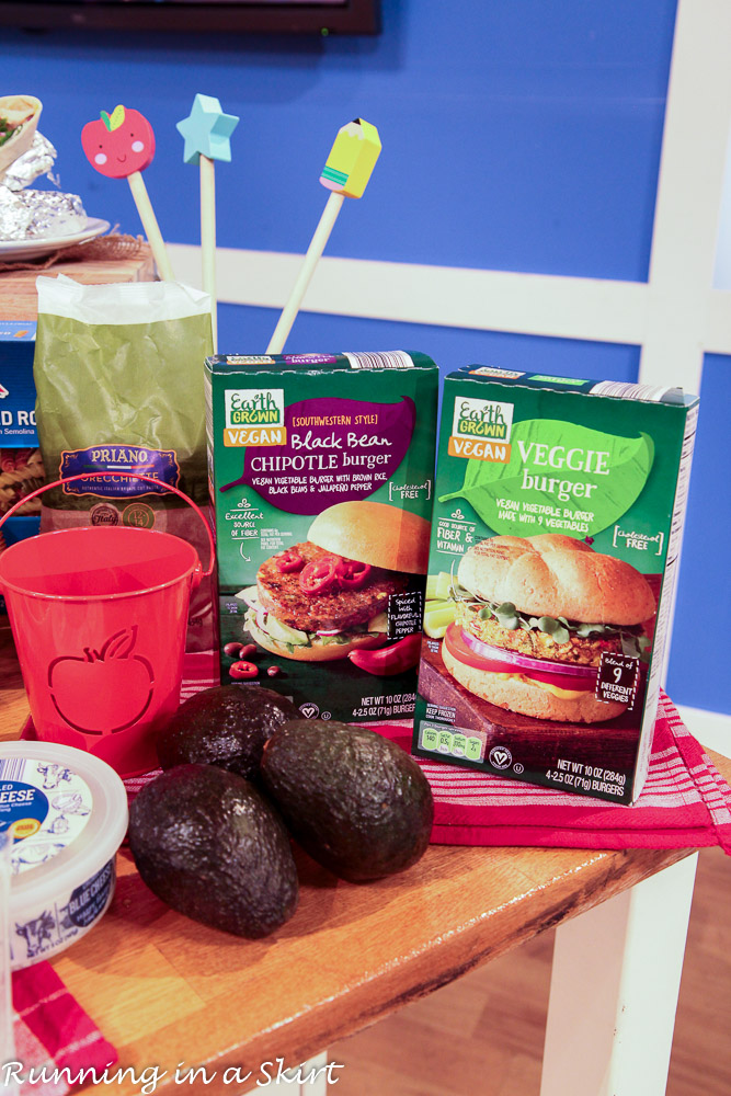 ALDI BAck to School recipes