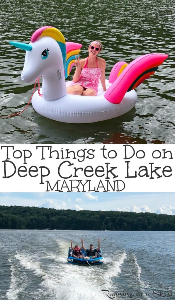 Things to do in Deep Creek Maryland