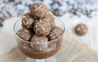 Nutella Energy Bites recipe