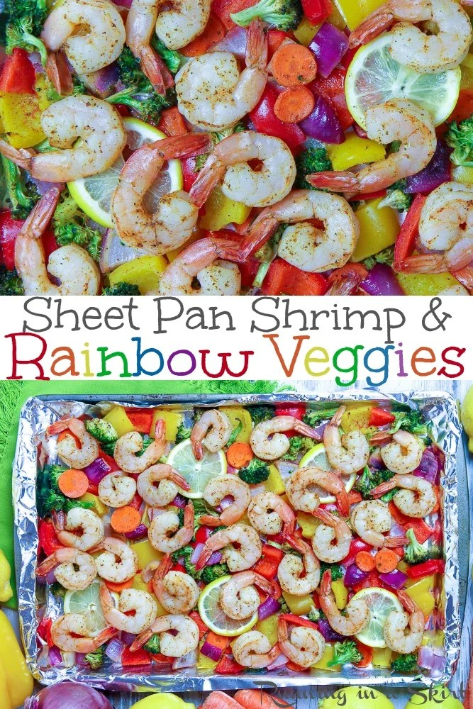 Sheet Pan Shrimp and Vegetables recipe
