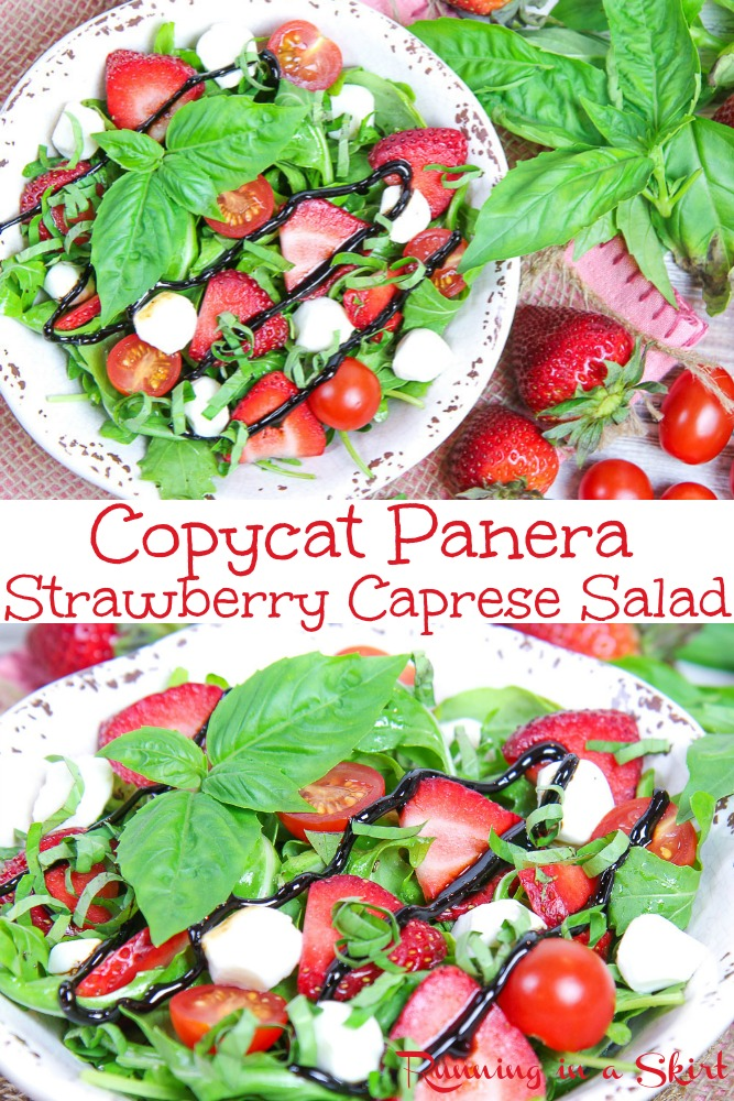 Copycat Panera Strawberry Caprese Salad recipe-v