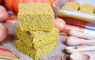 Healthy Pumpkin Cornbread recipe