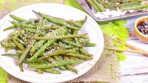 Healthy Asian Green Beans recipe