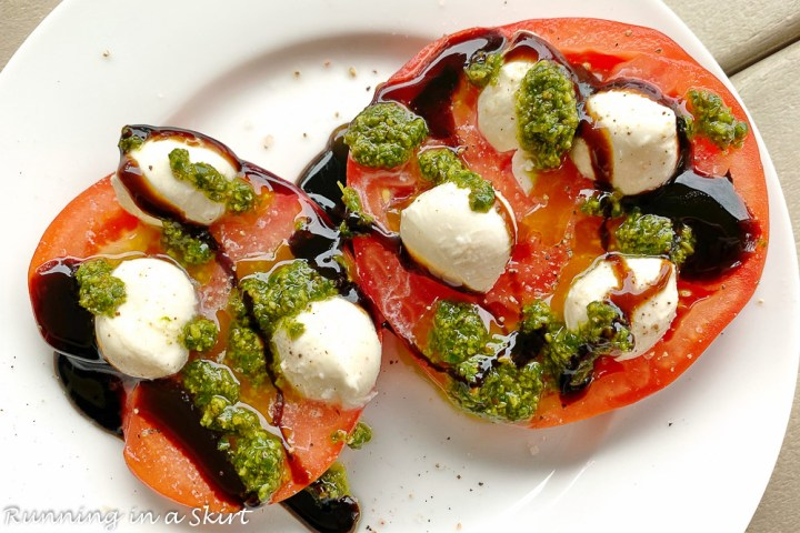 Caprese Salad from Charlie's