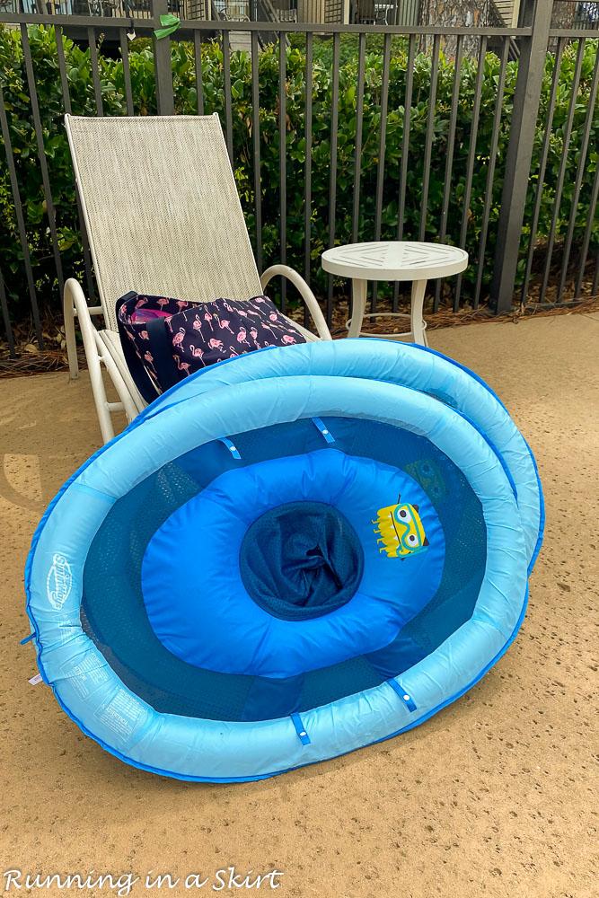 Toddler Swim Safety