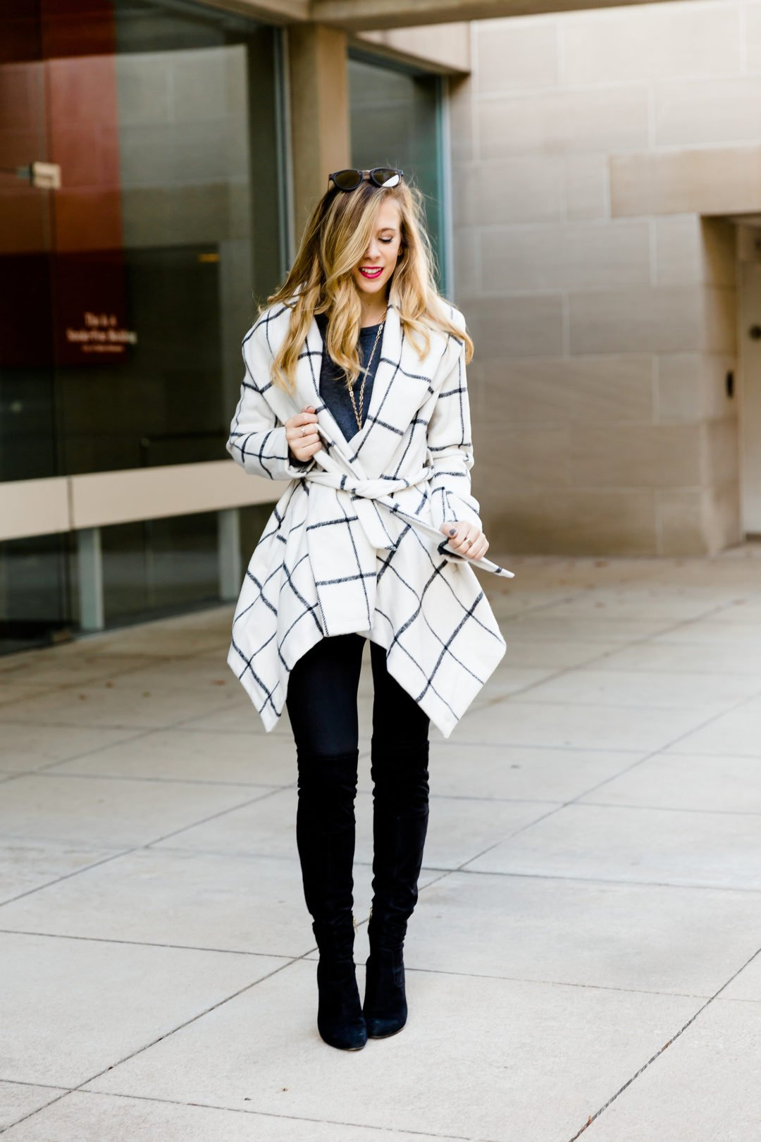 Best Coats to Wear into Spring | Running in Heels