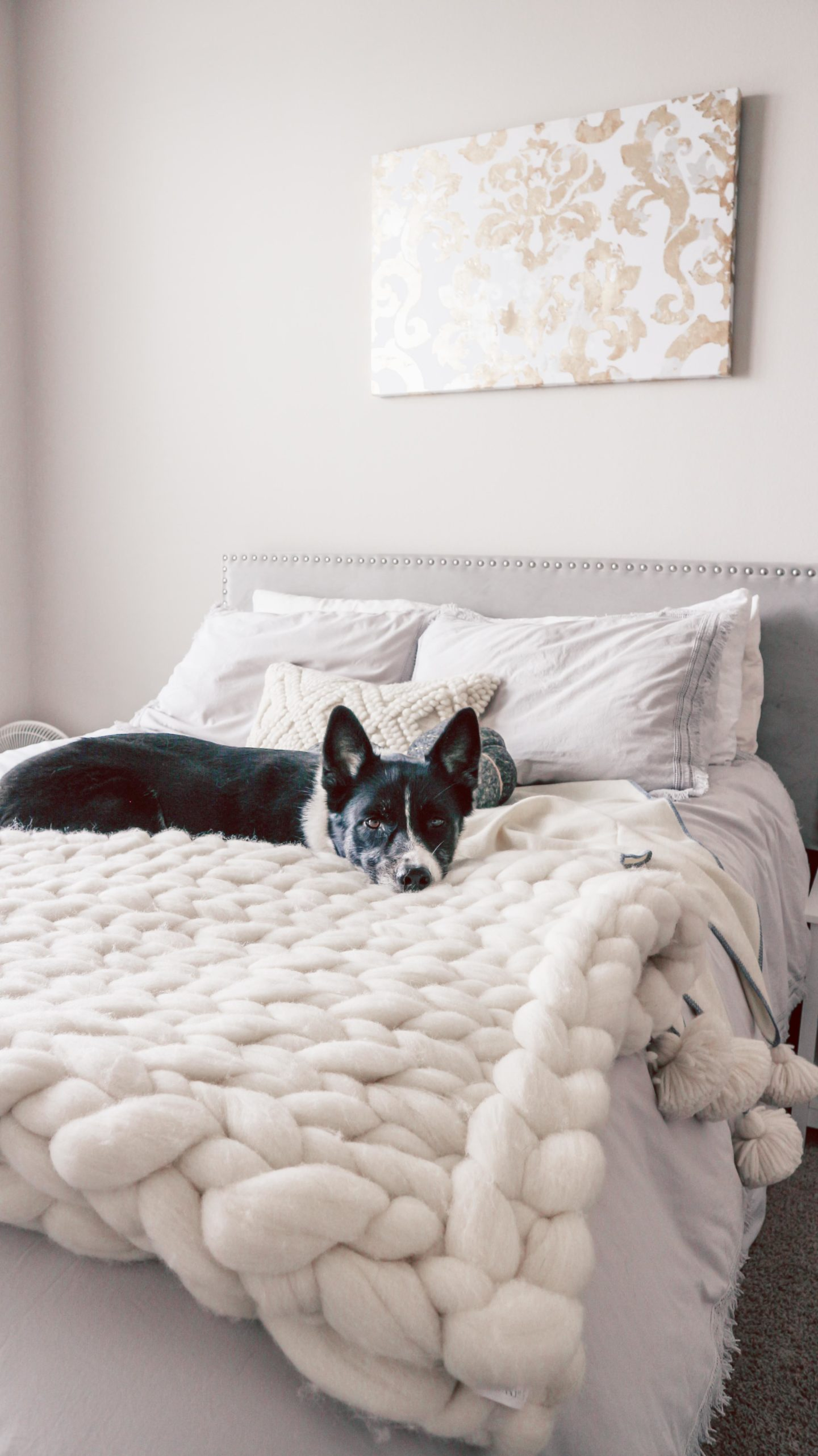 Serena and Lily Bedding Henley Wool Throw
