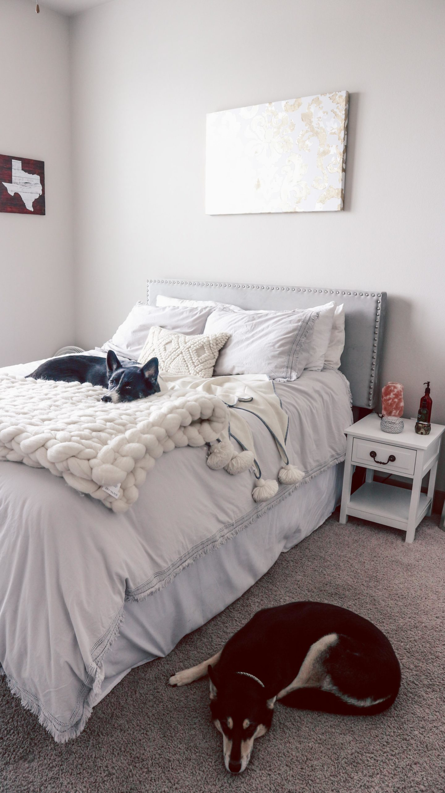 Serena and Lily Bedding Review: Duvet & Wool Blanket