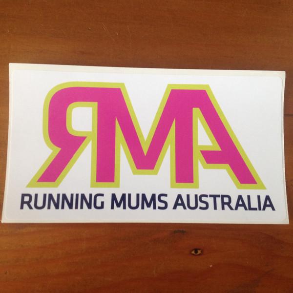 RMA Bumper Sticker