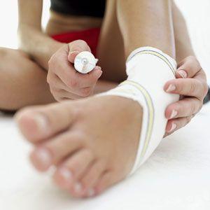 When An Injury Kicks You While You're Already Down