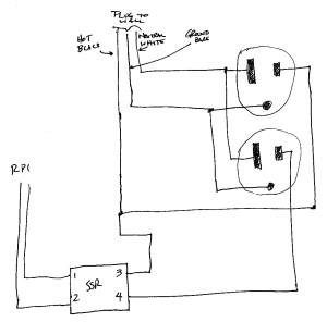 Raspberry Pi Fermentation Controller II: Power