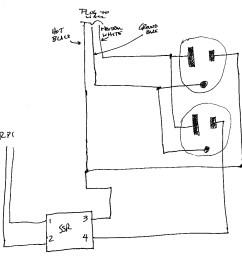 chest freezer wiring diagram [ 1009 x 995 Pixel ]