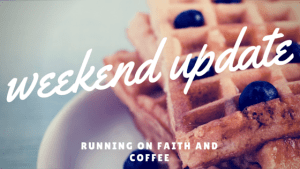 Weekend Update {Link Up} #1